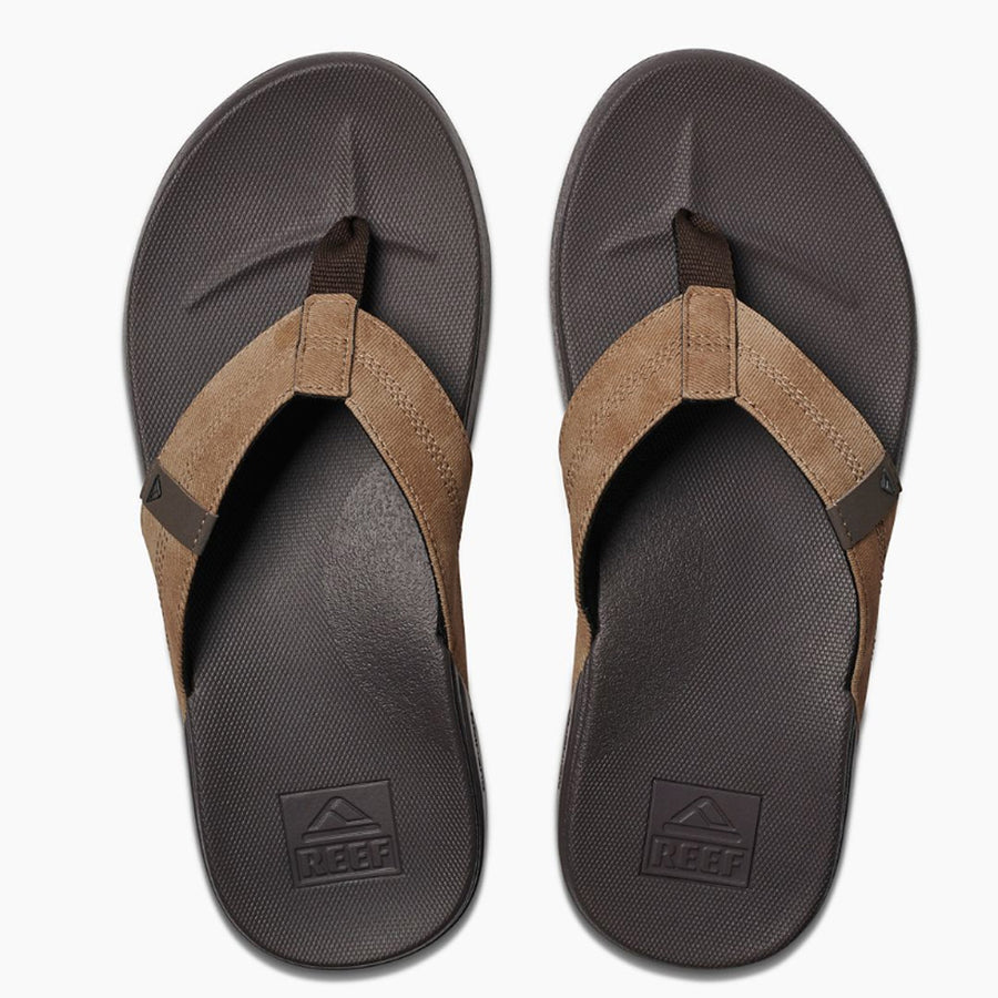Reef Mens Cushion Bounce Phantom Sandals - Brown/Tan
