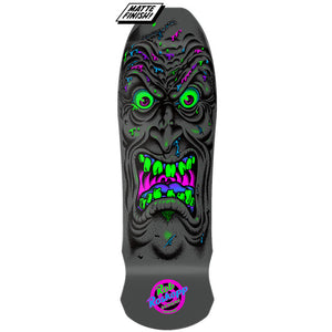 Santa Cruz Roskopp Face Blacklight Reissue Skateboard Deck - 31""