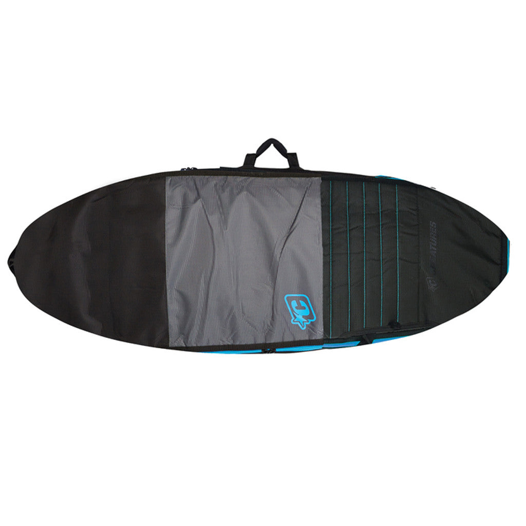 -Surf Accessories-Creatures of Leisure Day Use Skim Bag - Charcoal Cyan-Creatures of Leisure-Seaside Surf Shop