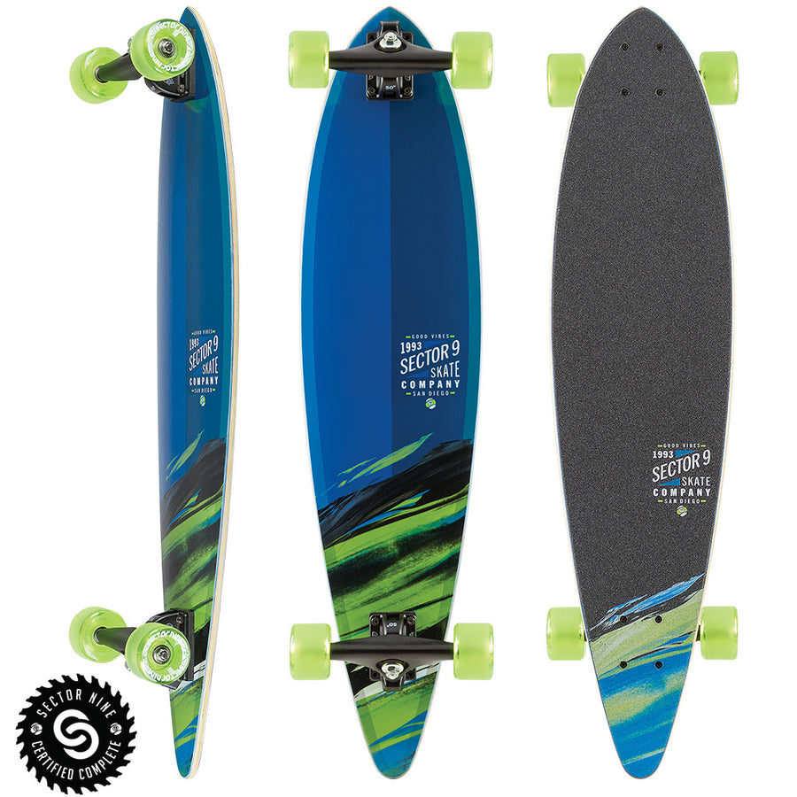 Sector 9 Tripper Ripple Complete - 36""