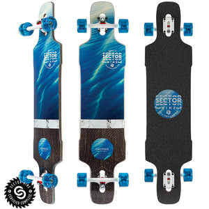 Sector 9 Shallows Dropper Complete - 41""
