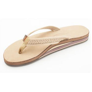 Rainbow Sandals Womens Willow - Sierra Brown