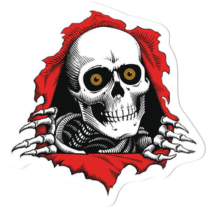 "Powell Peralta Ripper 3"" Sticker - Single"