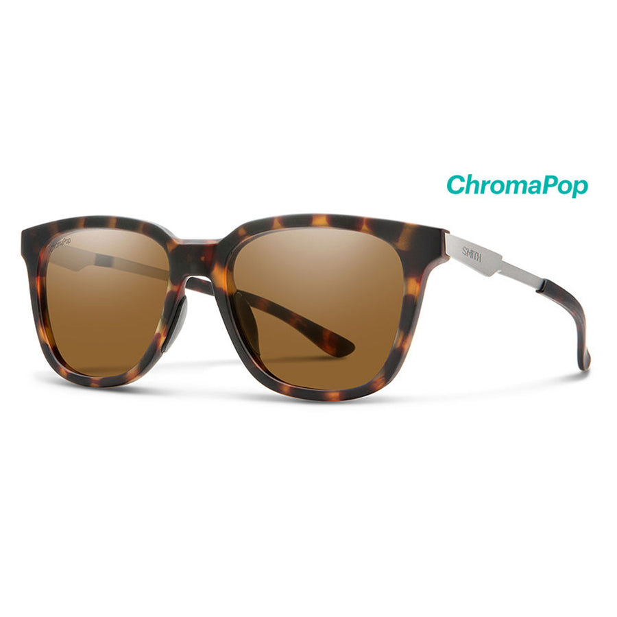 Smith Optics Roam - Matte Tort/Chromapop Polarized Brown, Sunglasses, Smith Optics, Smith Optics, Smith Optics Roam - Matte Tort/Chromapop Polarized Brown