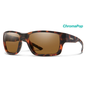 Smith Optics Outback - Matte Tort/Polarized Brown
