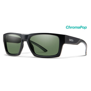 Smith Optics Outlier 2 - Matte Black/ChromaPop Polarized Gray Green