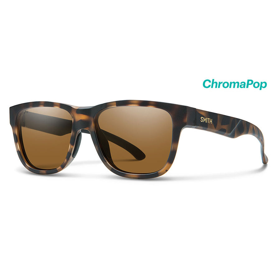 Smith Optics Lowdown Slim 2 - Matte Tort/ChromaPop Polarized Brown, Sunglasses, Smith Optics, Smith Optics, Smith Optics Lowdown Slim 2 - Matte Tort/ChromaPop Polarized Brown