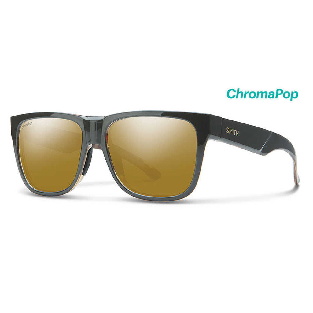 Smith Optics Lowdown 2 - Gravy Tort/ChromaPop Polarized Bronze Mirror - Seaside Surf Shop