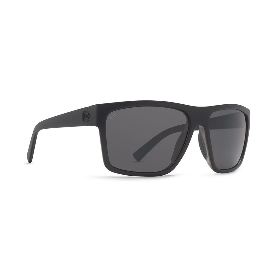 Von Zipper Dipstick -Hardline Black Tortoise/Vintage Grey-Von Zipper-Seaside Surf Shop