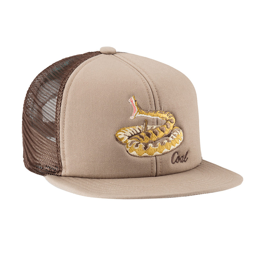 Coal Headwear The Wilds - Khaki-Coal Headwear-Seaside Surf Shop