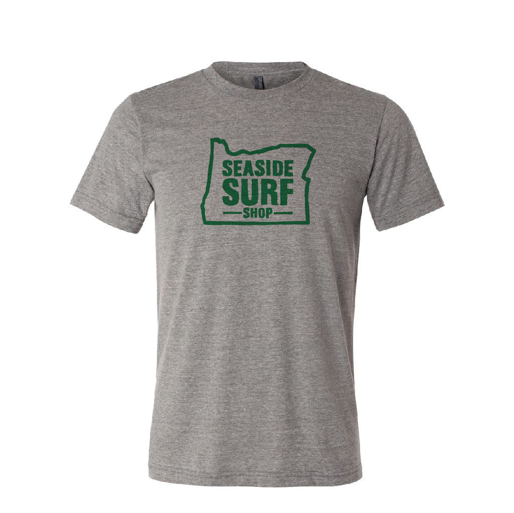 Seaside Surf Shop Mens Oregon Tee - Seaside Surf Shop 