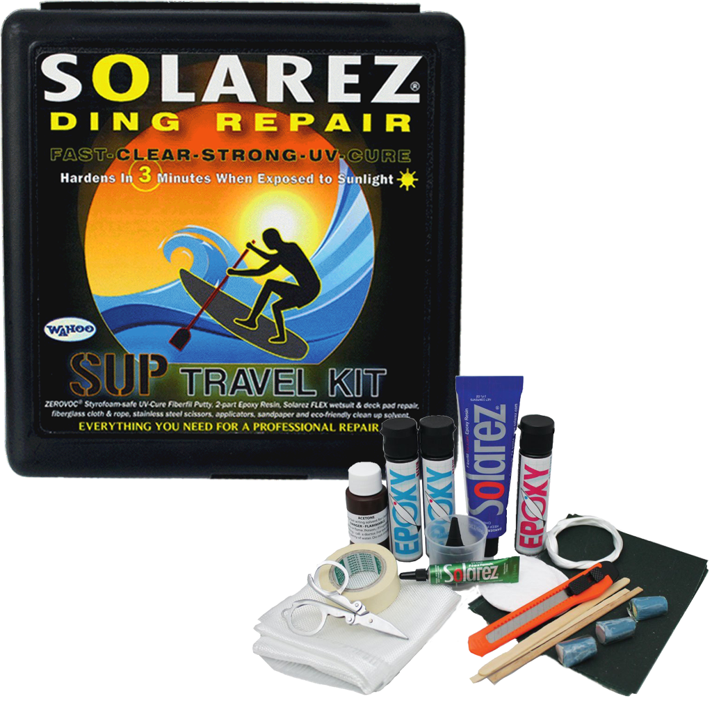 Solarez SUP Travel Repair Kit - Seaside Surf Shop