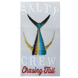 "Salty Crew Tailed Sticker - 6""x4"""