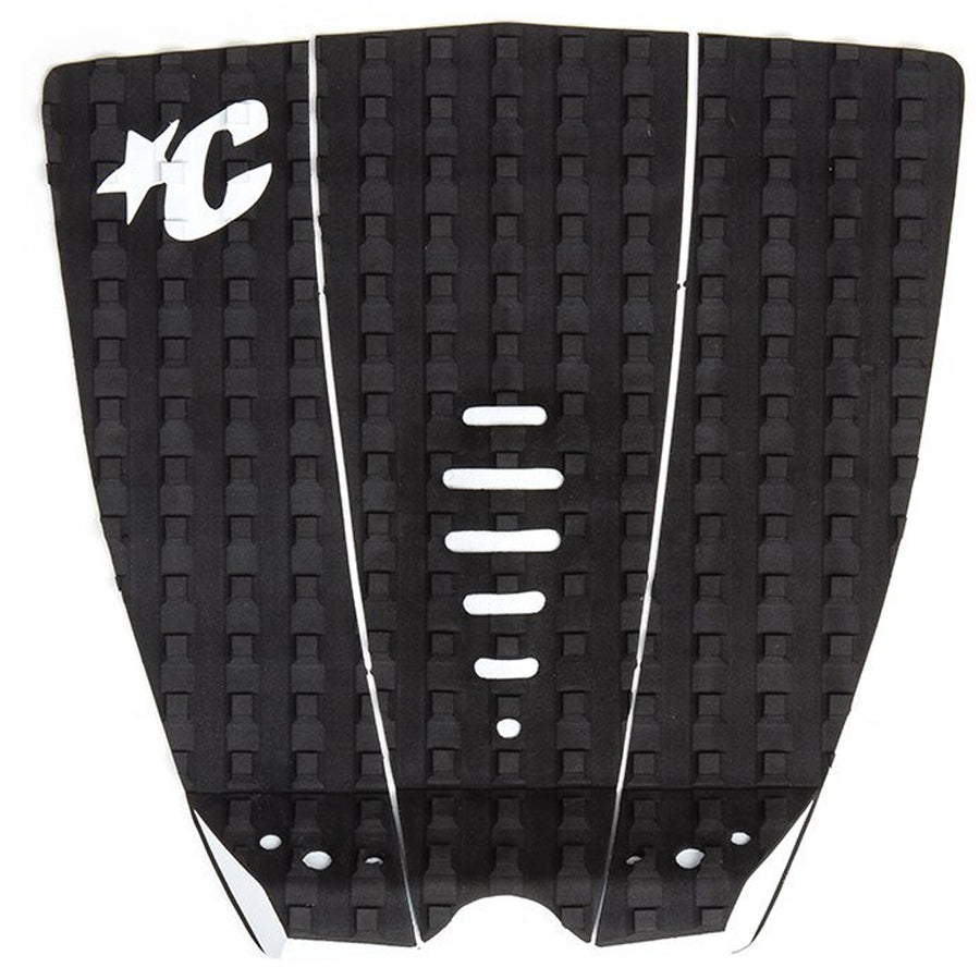 Creatures Mick Fanning Traction Pad - Black/Black-Creatures of Leisure-Seaside Surf Shop