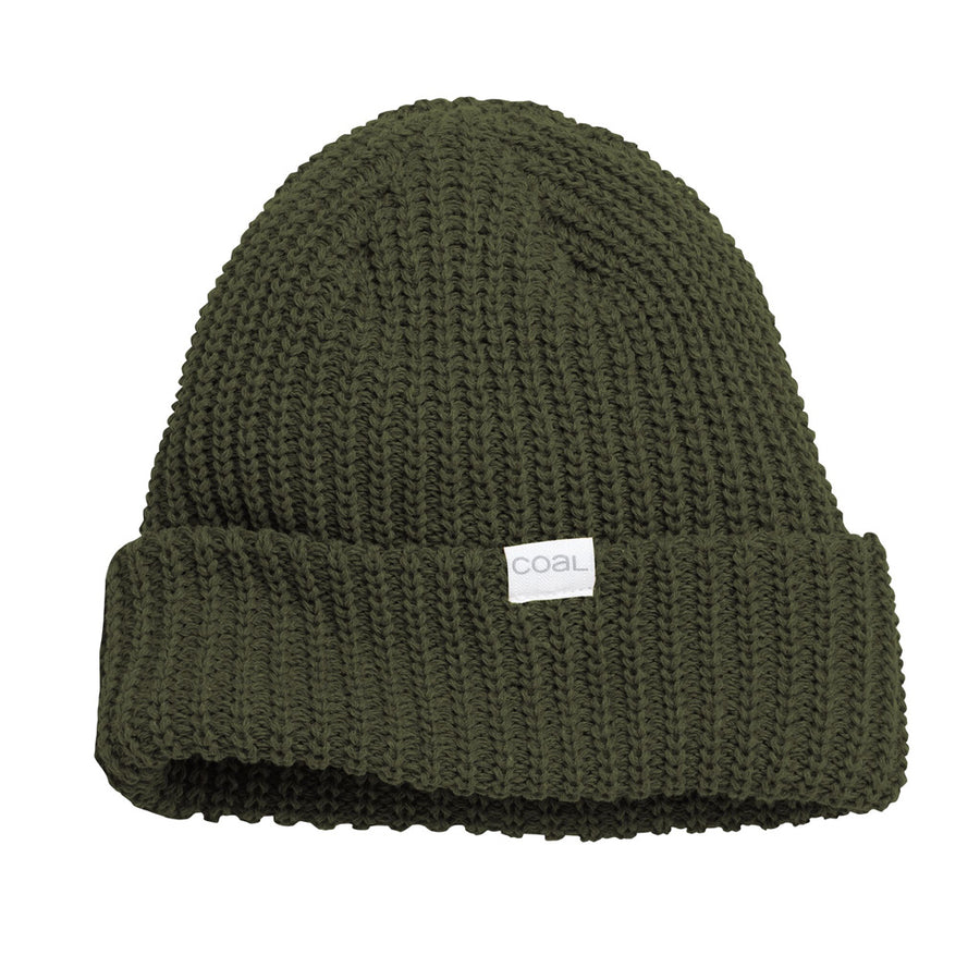 Coal Mens The Eddie Beanie - Olive