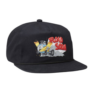 Coal Mens The Field Cap - Black