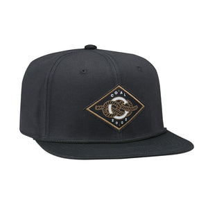 Coal Mens The Shoal Cap - Black