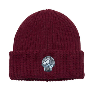 Coal Mens The Shuksan Beanie - Dark Red, Apparel Accessories, Coal Headwear, Beanies, Coal Headwear Fall 2019 Collection