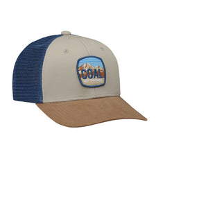 Coal Mens The Tumalo Cap - Khaki