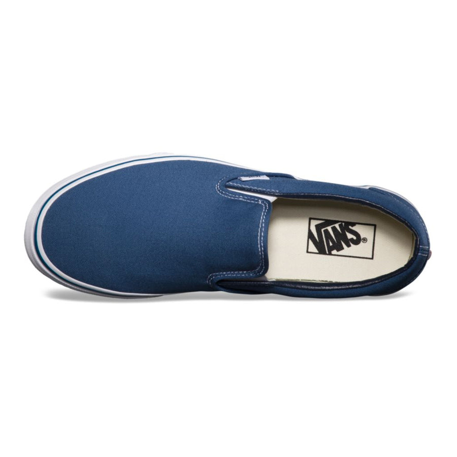 Vans Slip On Shoes - Navy-Vans-Seaside Surf Shop