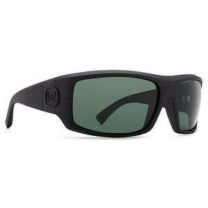Von Zipper Clutch Sunglasses - S.I.N. Black-Von Zipper-Seaside Surf Shop