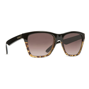 Von Zipper Booker Sunglasses - Tortoise/Black-Von Zipper-Seaside Surf Shop