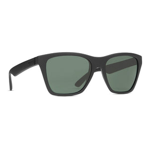 Von Zipper Booker Sunglasses - Black Satin/Grey-Von Zipper-Seaside Surf Shop