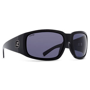 Von Zipper Palooka Sunglasses - Black Gloss/Bronze Polarized