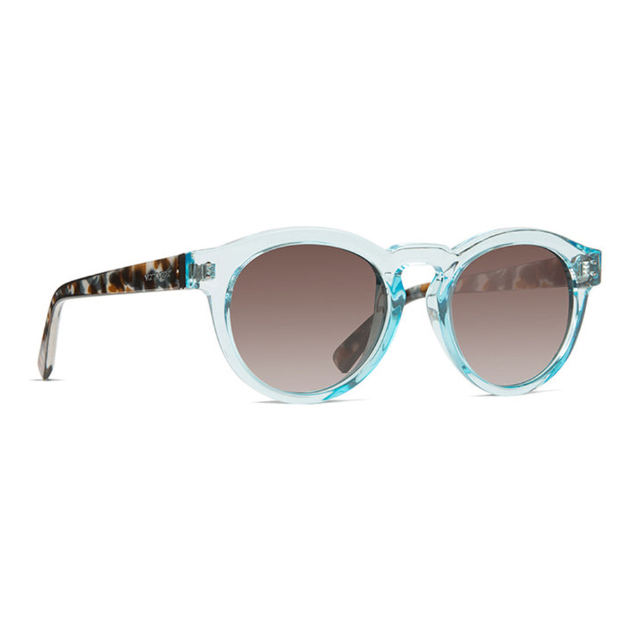 Von Zipper Ditty Sunglasses - Powder Quartz Tortoise/Brown Gradient-Von Zipper-Seaside Surf Shop