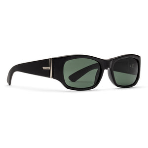 Von Zipper Juvie Sunglasses - Black Gloss/Vintage Grey