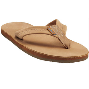 -Footwear-Rainbow Sandals Womens Premium Leather - Sierra Brown-Rainbow Sandals-Seaside Surf Shop
