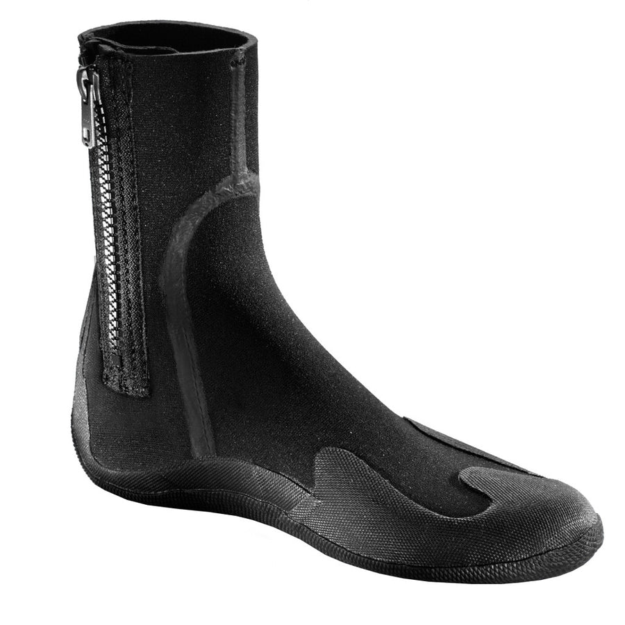 Xcel Youth Xplorer 5mm Round Toe Zip Boot-Xcel Wetsuits-Seaside Surf Shop