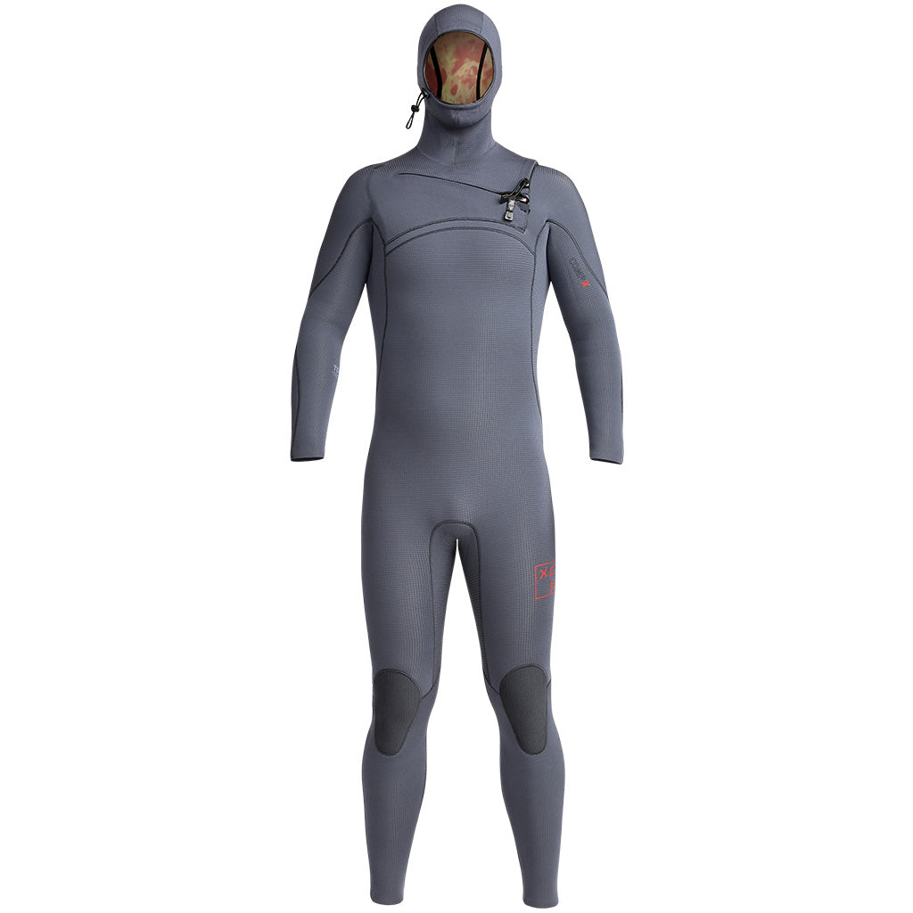 Xcel Comp X Men's 4.5mm Wetsuit - Gunmetal - Seaside Surf Shop