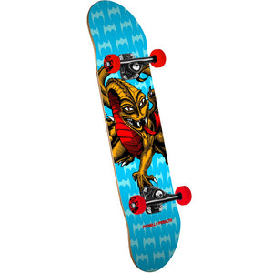 "Powell Peralta Cab Dragon One Off 7.5 x 28.65"" Complete - Blue"