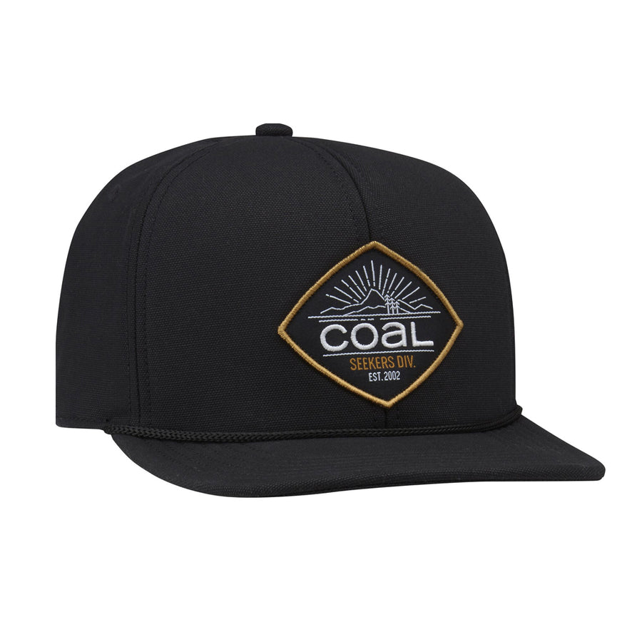 Coal Mens The The Bend Cap - Black