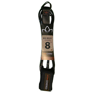 Stay Covered Big Wave Standard Surf Leash - 8'x5/16