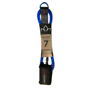 Stay Covered Big Wave Standard Surf Leash - 7'x5/16