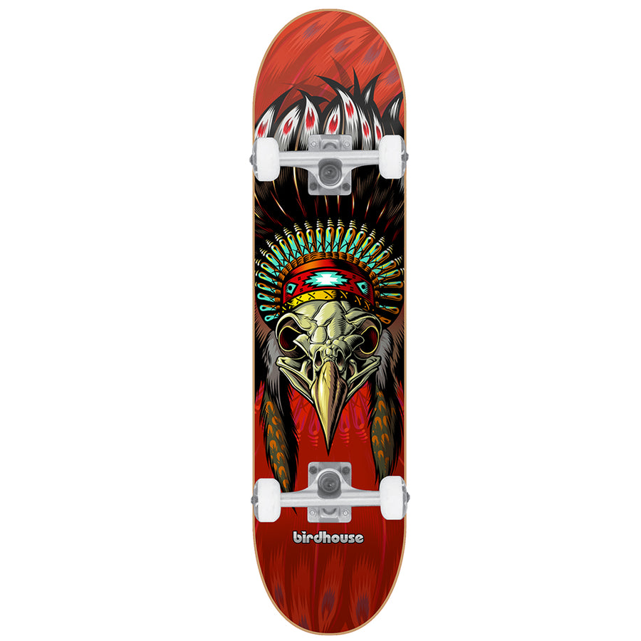 "Birdhouse Beginner Grade Skateboard 31"" Complete - Chief"