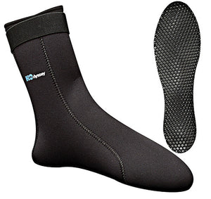 H20dyssey Ultrasock 5mm Fin Socks - Seaside Surf Shop
