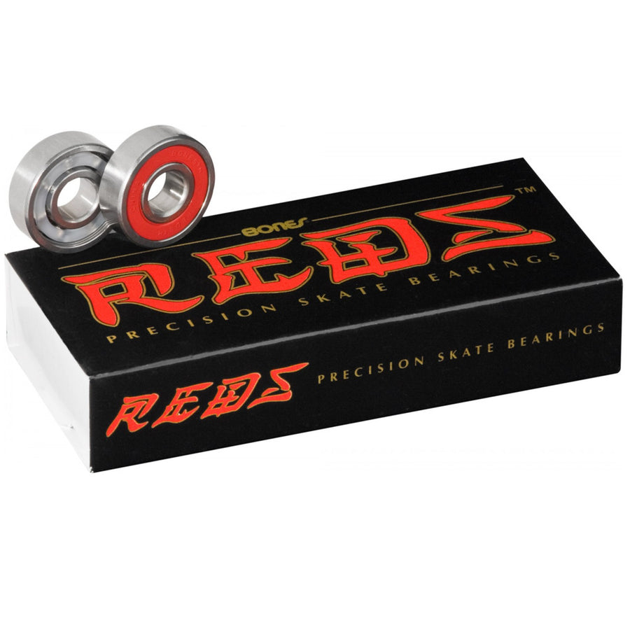 Bones Reds Skateboard Bearings 8 Pack-Bones-Seaside Surf Shop