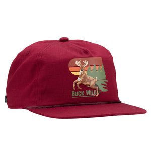 Coal Mens The Field Cap - Red