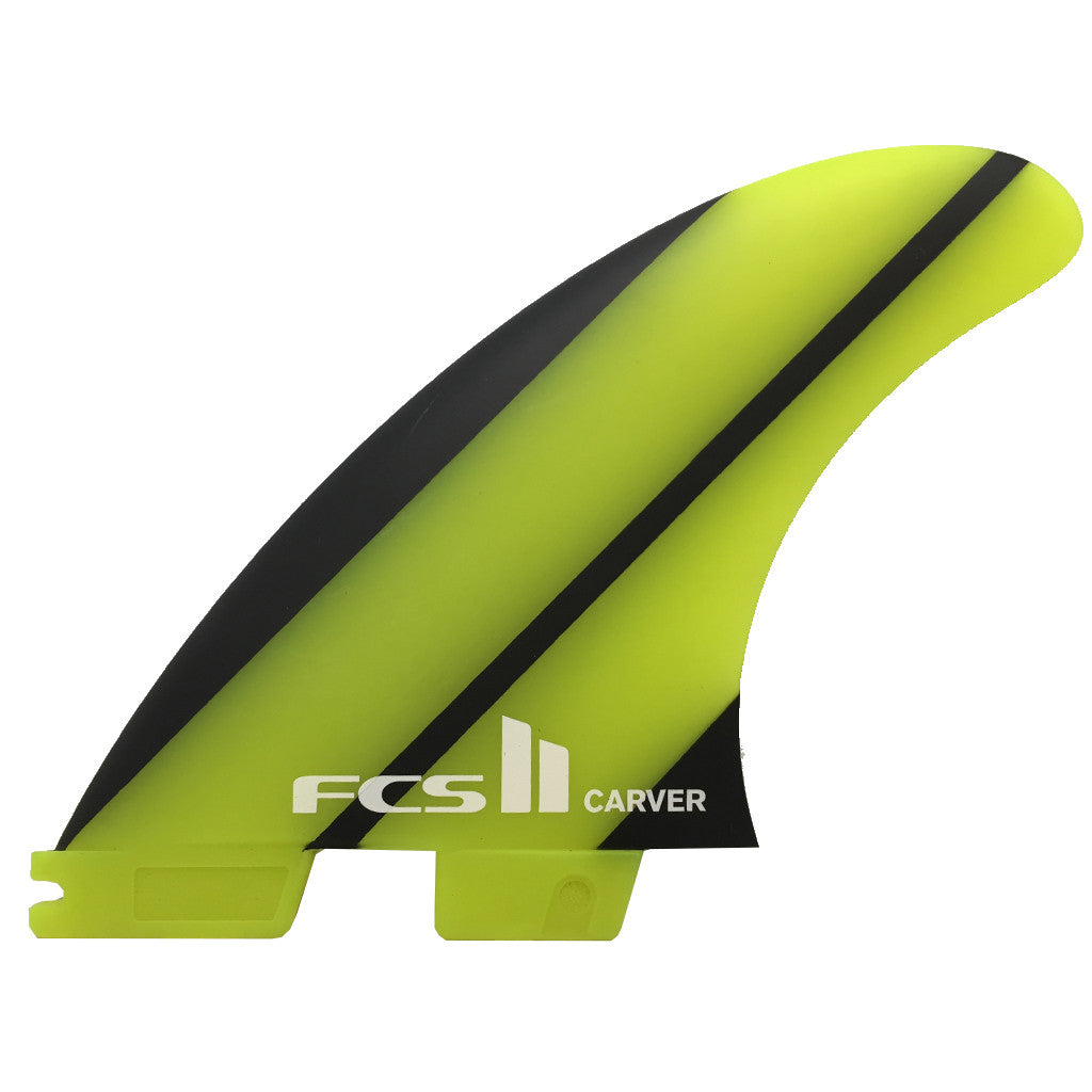 FCS II Carver Neo Glass Large Tri Retail Fins