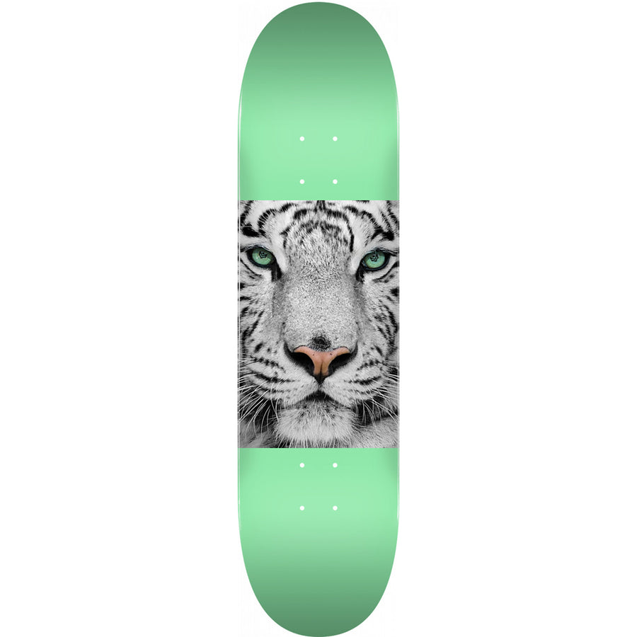 "Mini Logo Chevron Animal 7.75"" Deck - Tiger Eyes"