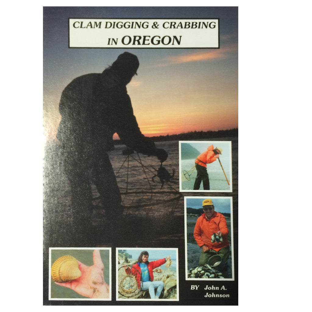 Clam Digging and Crabbing in Oregon - Seaside Surf Shop