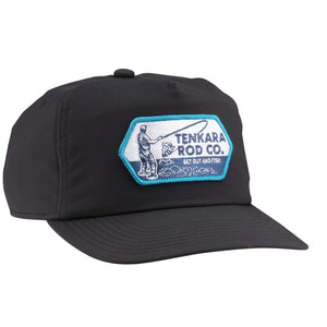 Coal Mens Sawtooth Cap - Black