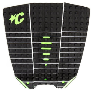 Creatures Mick Eugene Fanning Traction Pad - Grey Lime