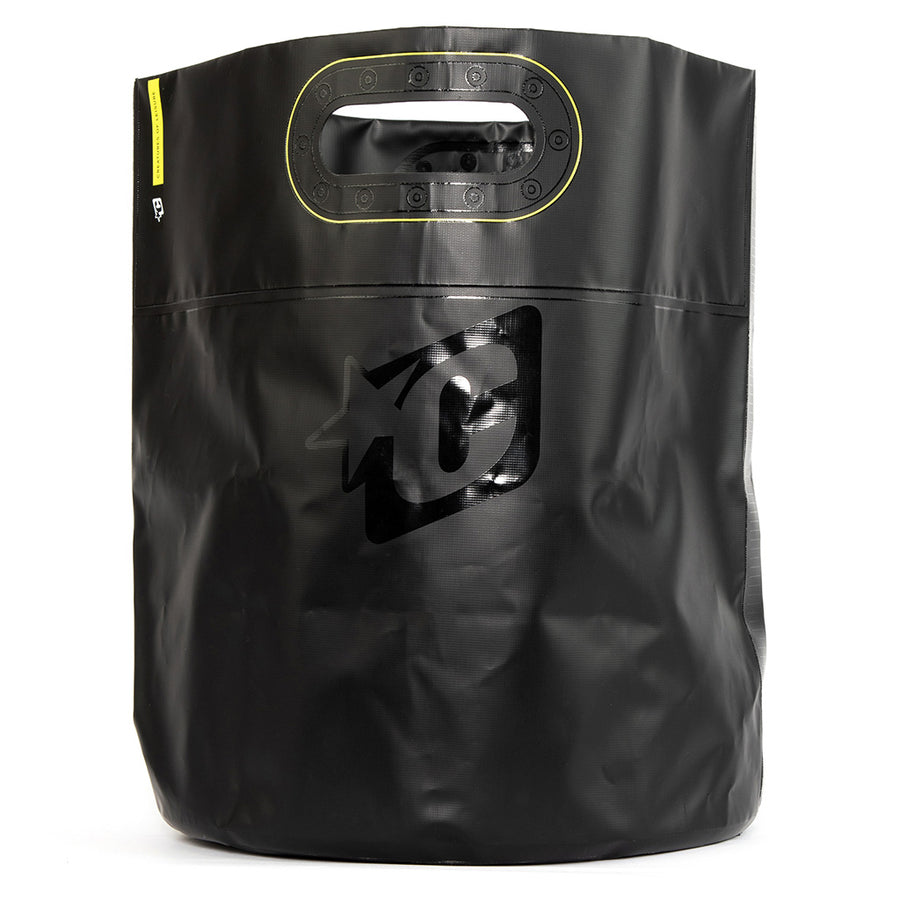 Creatures Surf Bucket Bag - Black Citrus