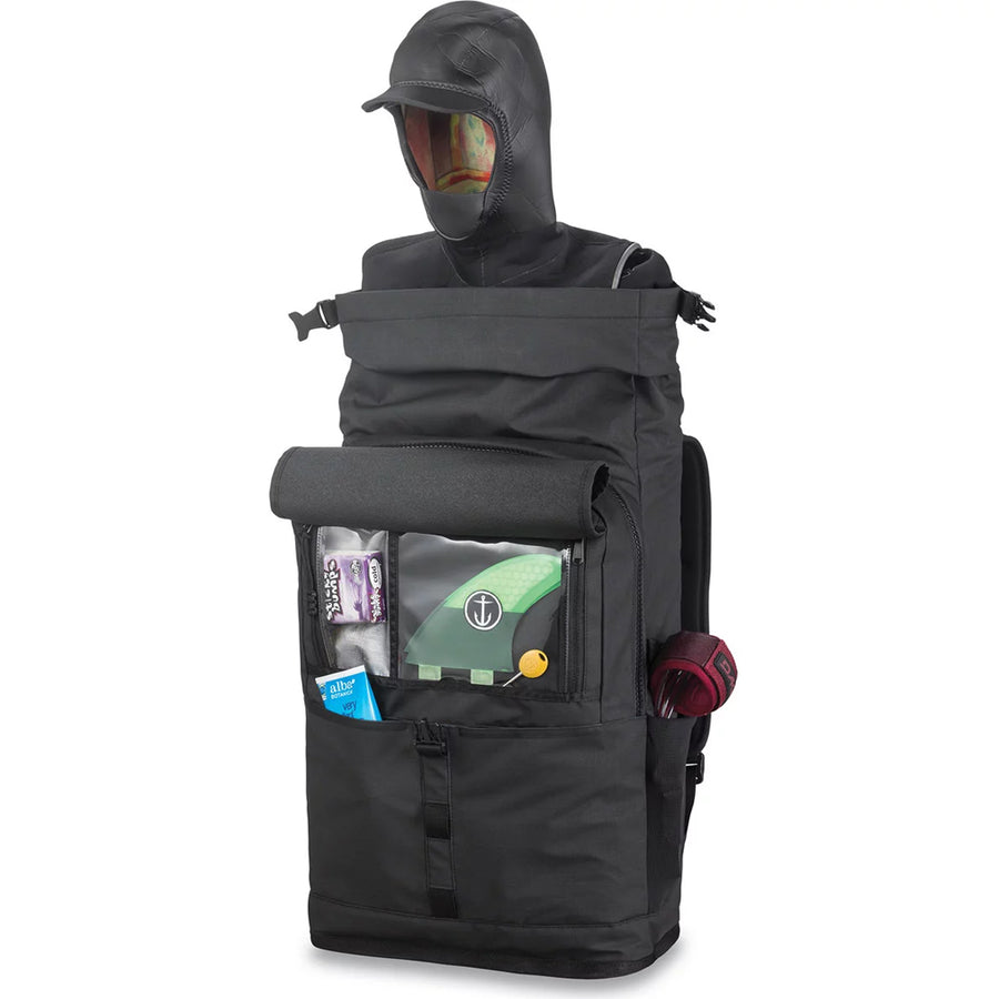 Dakine 32L Cyclone Wet/Dry Pack - Black