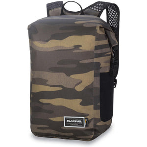 Dakine 32L Cyclone Roll Top Pack - Camo