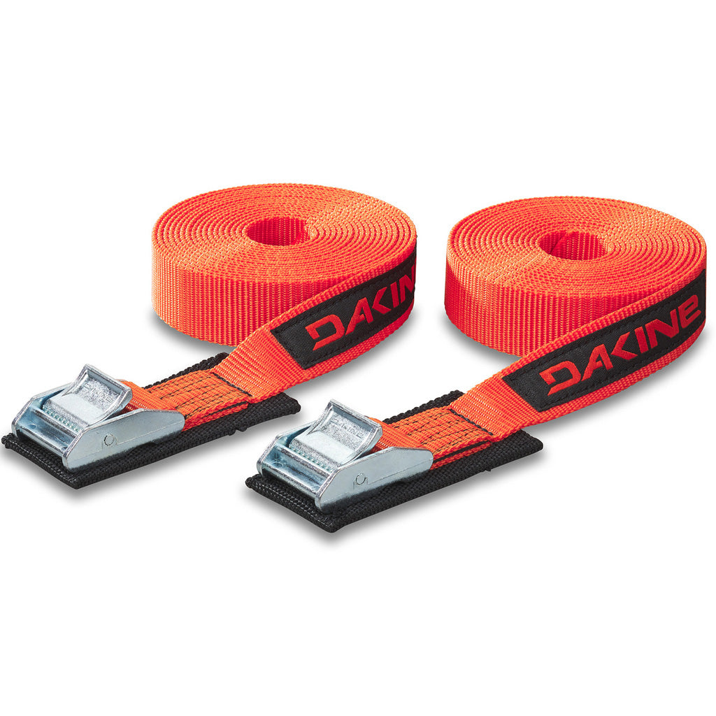 Dakine 12' Tie Down Straps - Sunflare - Seaside Surf Shop